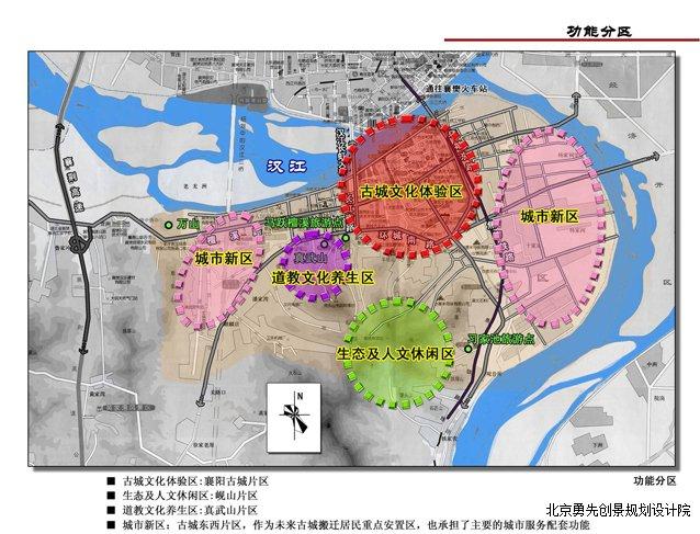 一个促成襄樊改名的规划——襄阳古城旅游区总体规划方案