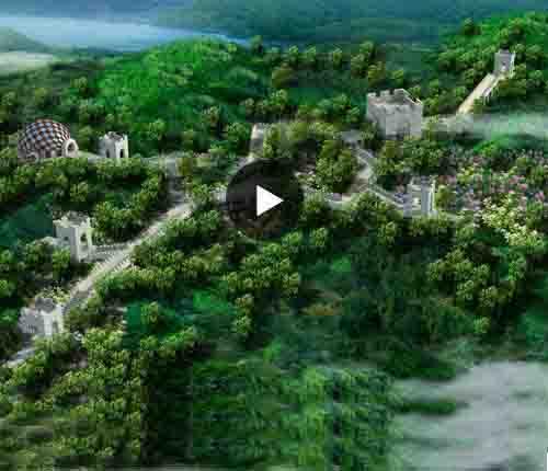 国家级风景名胜区天台山景区