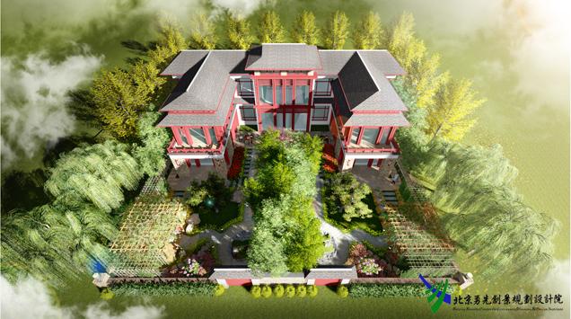 为什么大部分的别墅庭院设计都是失败的?图片