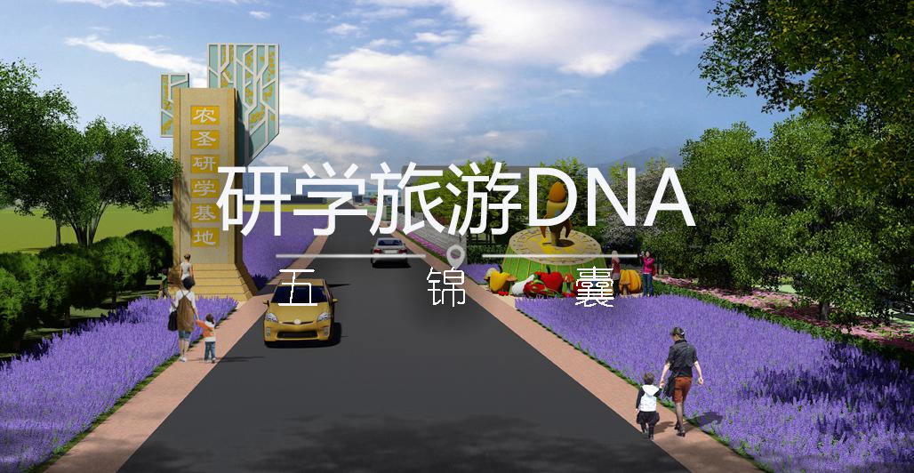 研学旅游DNA五锦囊
